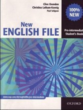NEF - Pre-intermediate Students Book